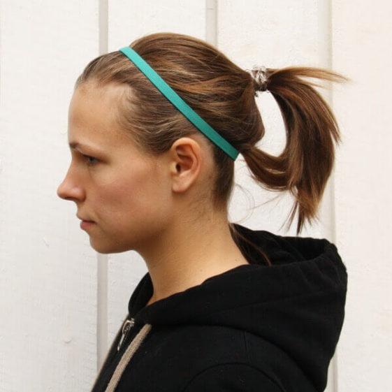Спортивные резинки на голову